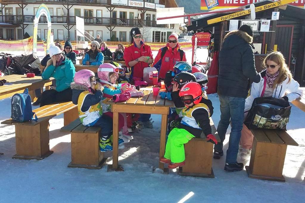 Kindermittagsbetreeung in Seefeld