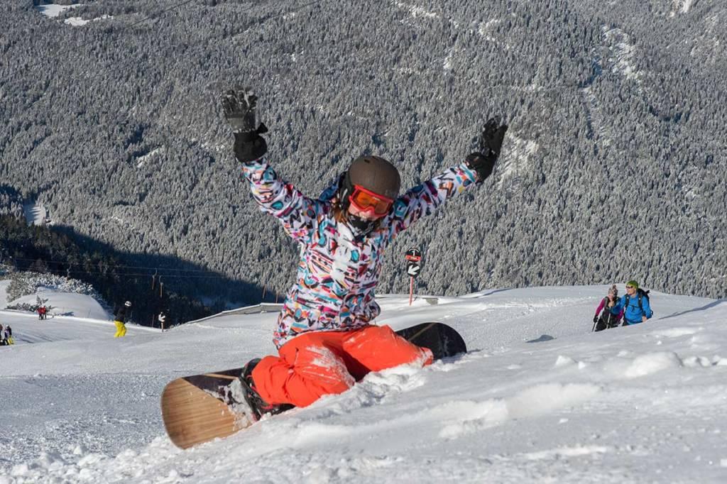 Snowboarden Schischule Seefeld-5
