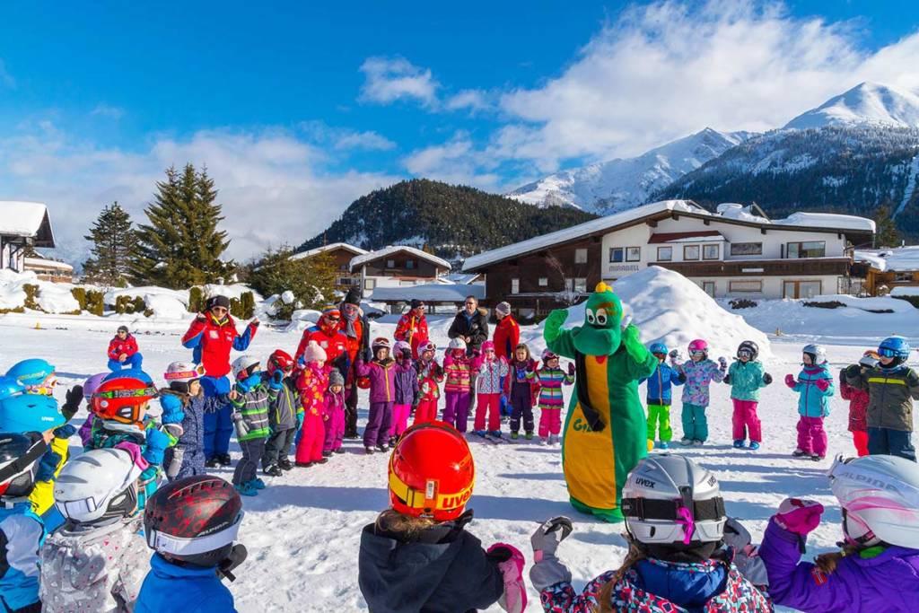 Kinderschischule Seefeld in Tirol