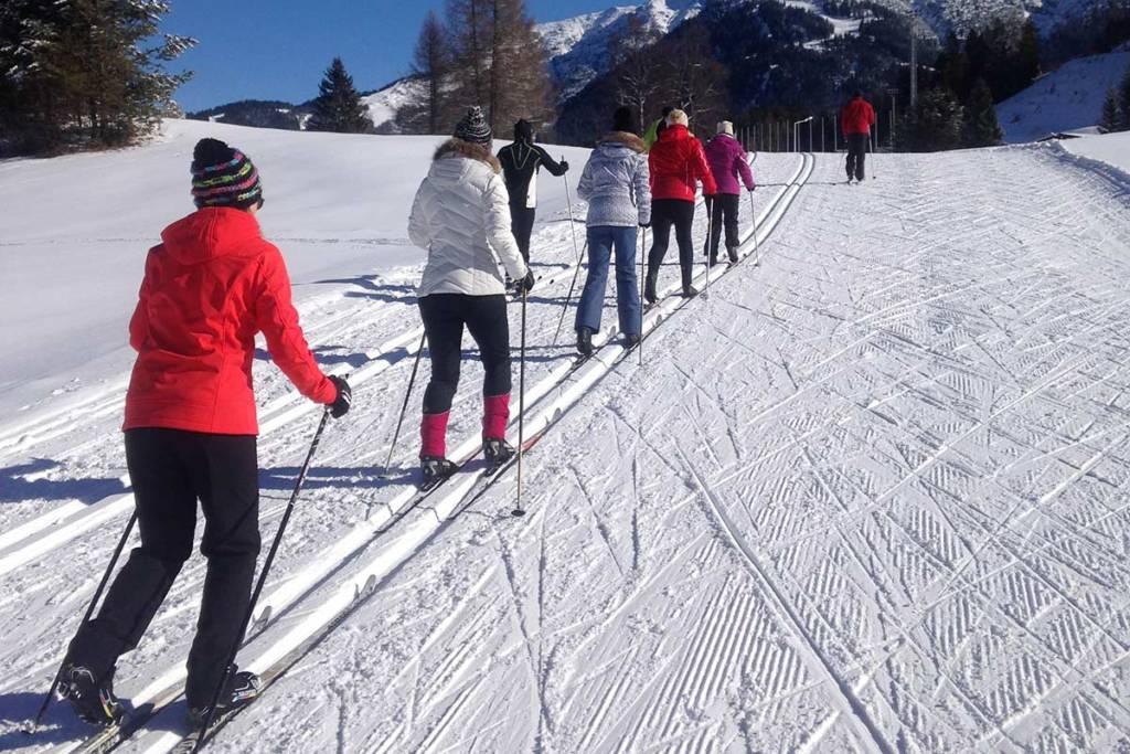 Langlaufschule Seefeld Skiwandern